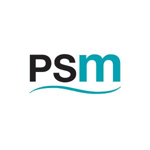 PSM Marine logo